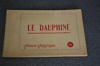 Le Dauphiné Album artistique 15 photos (sans date) Ref F1