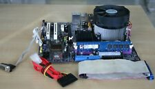 Combo Placa ECS Elite Group 945G-M3 rev.1.0B Intel Pentium D 2,8 Ghz  1 Gb RAM 2