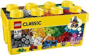 LEGO Classic Medium Creative Brick Box 10696 Playset Toy Box Set 484 pieces AU