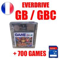 Cartouche EverDrive Nintendo Game Boy Gameboy Color GB GBC  + SD 700 jeux