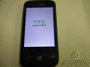Used Untested HTC Droid Eris -ADR6200VW- Black (Verizon) For Parts or Repair