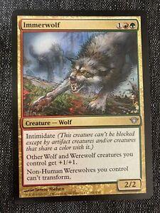 IMMERWOLF Dark Ascension MTG Magic the Gathering Cards NM