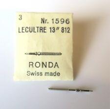 Nueva pieza de tallo para caber Jaeger LeCoultre Movimiento Reloj tallos de Bobina 812