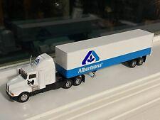 "Albertsons Semi Truck 1993 Kenworth T600A by KEM 1/48 12"" Long Diecast Metal b2"