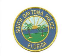 FLORIDA- OLD STYLE - SOUTH DAYTONA POLICE DEPARTMENT -  VOLUSIA COUNTY