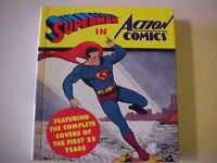 """*Superman in Action Comics""""Complete Action Comic covers 1st  25 Years"""