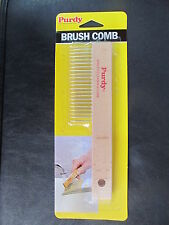 Paint Brush Cleaning Comb Purdy #144068010 New