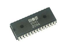 6581 SID Sound Chip IC Commodore C64 SX 128 MIDI MOS CSG CBM 6581 (Z0G204)