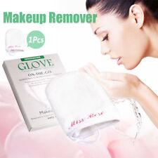 1pcs Facial Cloth Face Towel Makeup Remover Cleansing Glove Reusable Microfiber