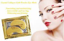 100+4Pcs Gold Collagen Eye Mask Sheet Pad Pack Anti Wrinkles Dark Circles Bags