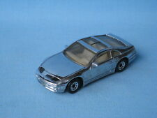 Matchbox Nissan 300ZX Chrome Body USA Promo Sports Car Rare Model