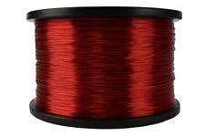 TEMCo Magnet Wire 24 AWG Gauge Enameled Copper 5lb 155C 3952ft Coil Winding