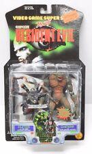 "RESIDENT EVIL Hunter/ Chimera Toy Biz 8"" Action Figure Capcom NIP 1998"