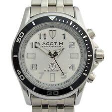 Acctim Radio Controlled Atomic Mens Watch GIRAR Analog 60207