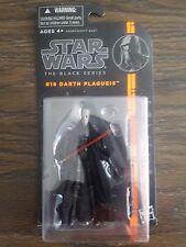 "Hasbro Star Wars The Black Series: #18 Darth Plagueis Action Figure 3.75"" New"