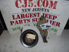 JEEP WILLYS NOS WATER PUMP PULLEY 1231724