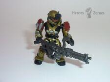 Halo Mega Bloks Set #96981 UNSC Grenadier Jorge with Machine Gun Figure