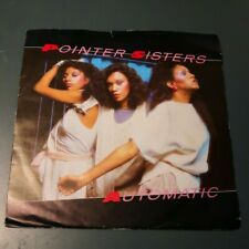 Vinyl Record 7� Single - Pointer Sisters - Automatic
