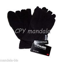 Mittens Mittens Fleece One Size Thinsulate Insulation 3M