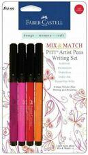Faber Castell - Mix & Match Pitt Artist Pens Writing sketching drawing canvas