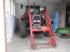 Massey Ferguson 6150 Allrad Frontlader Druckluft Klima Traktor Schlepper