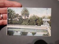 old postcard Tafira Baja and Tafira Alta –Las Palmas de canaria