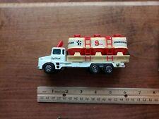 CORGI SCANIA LT145 SPILLERS TANK TRUCK WHITE #1151 w/ box
