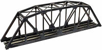 Atlas N Code 55 Black TROUGH TRUSS BRIDGE KIT Item #2070. New
