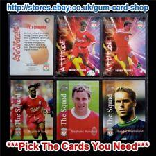 ☆ FUTERA - LIVERPOOL F.C. - Millennium 2000 *Pick The Cards You Need*