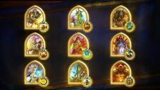 Hearthstone Level 60   Goldener Held / Golden Hero - 500 Wins Ranked Boost