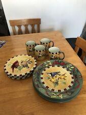 LENOX WINTER GREETINGS EVERYDAY DINNERWARE12 Piece Set NWT