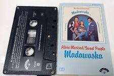 ALAIN MORISOD & SWEET PEOPLE Tape Cassette MADAWASKA 1987 Kosmos KOSX5-207 Canad
