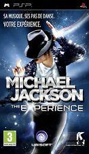 MICHAEL JACKSON THE EXPERIENCE             -----   pour PSP