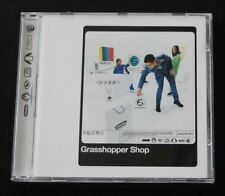 Hong Kong CD Grasshopper shop 草蜢音樂店 ~