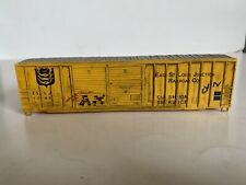 B7 Roundhouse Ho Scale Model Trains Train 50' double door boxcar Shell Only