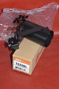 1- JUNO T620BL TRAC MASTER Universal Adjustable Socket BLACK Track Lighting 120v