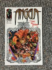 Angela #1 AUTOGRAPHED by Todd McFarlane!