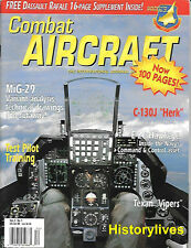 Combat Aircraft V3 N1 C-130 Dassault Rafale MiG-29 Test Pilot E-2C Hawkeye Navy