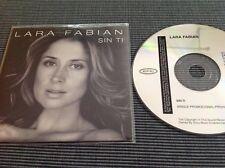 Lara Fabian SIN TI Promo Spain