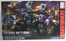 1 Transformers Titan Return Decepticon Necro Decepticon Full Tilt Trypticon