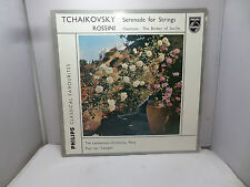 PHILIPS CLASSICAL FAVOURITES TCHAIKOVSKY SERENADE FOR STRING GBL5564  LP  VINYL