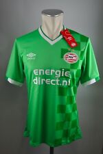 PSV Eindhoven Gr. M / L / XL Umbro 2016-17 Jersey 3rd grün Niederlande Shirt