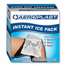 Instant Ice Packs 80g  (16 x 9cm) x96  Super Bulk Price squeeze,shake,apply