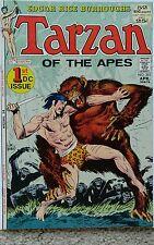 TARZAN #207 (1st DC ISSUE) NM 9.4 DC 4/1972