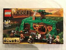 Lego The Hobbit 79003 An Unexpected Gathering - MISB, Sealed, New, Mint