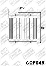 COF045 Filtro De Aceite CHAMPION Derbi660 Mulhacen 2012