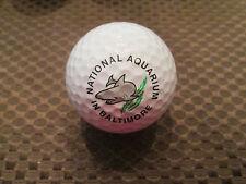 Logo Golf Ball-National Aqarium in Baltimore Shark Logo