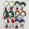 T169 Japan anime Boku no Hero Academia rubber Keychain Key Ring Rare cosplay
