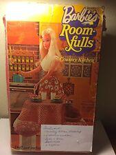Vintage 1974 Barbie Room-fulls Country Kitchen Set Incomplete