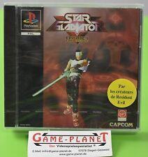Star Gladiator  OVP NEU BOX Sony Playstation 1 P1 PSX Pone  in Folie 1-2 Player